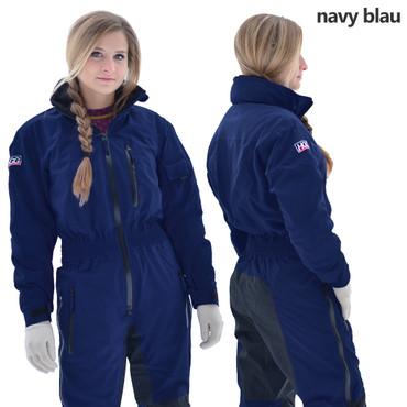 Coldy Damen Reitoverall HGG-Reitsport, navy
